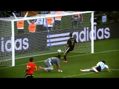 The 68 goals of Miroslav Klose