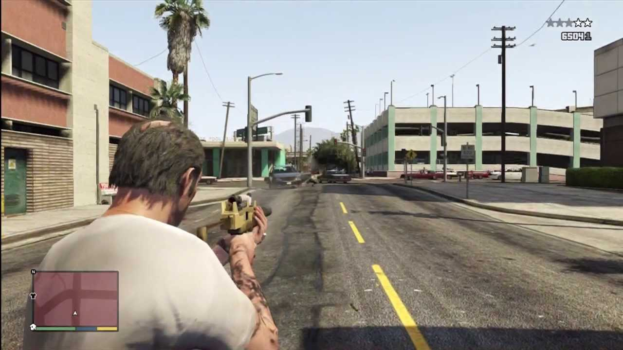 Gta 5 Gun Customization Gta 5 Guns Micro Smg Fully