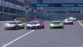 GT Sport - FIA 2018 Off-Season Exhibition Season 2 - Manufacturers Series Round 1 Fuji Speedway F