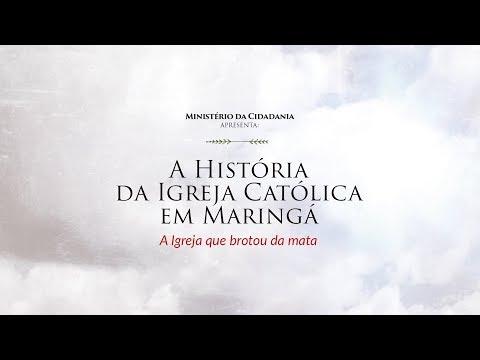 A História da Igreja Católica em Maringá
