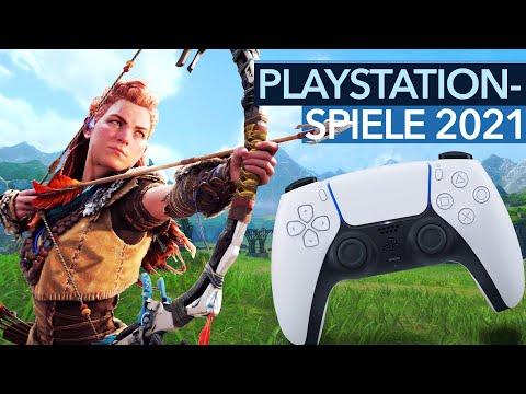 PS4 & PS5: Diese Spiele kommen noch 2021