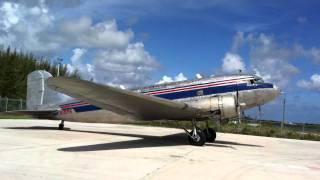Monarch Air Group DC-3