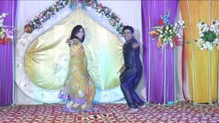 Wedding Dance - Saree Ke Fall Sa Dance - Vijay & Rashmi