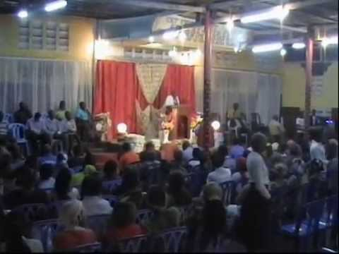 Lagrafoi Kinshasa : Convention avec le Bishop Chales Motondo
