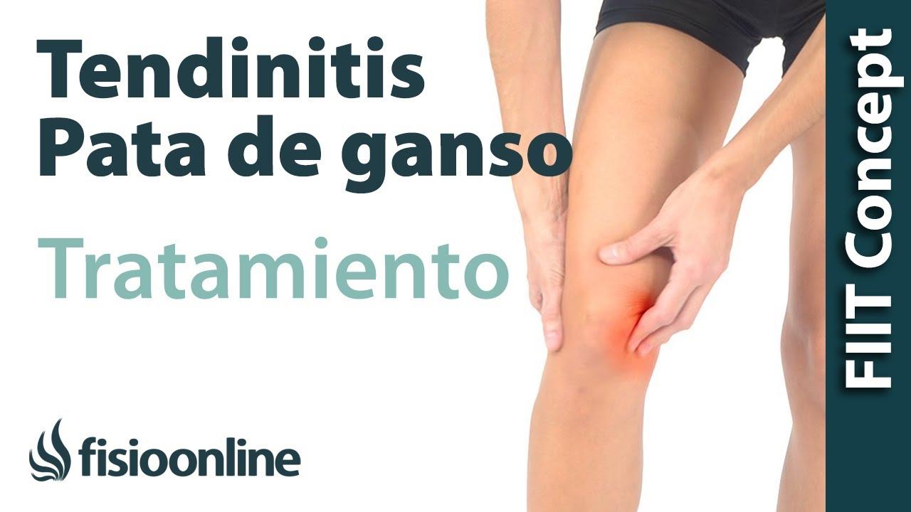 - Dolor en la parte interior de la rodilla ...