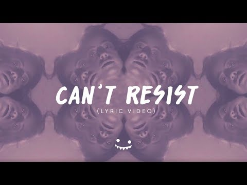 Halogen - Can't Resist ft. Adriana Gomez & lub x tpf (Lyric Video)