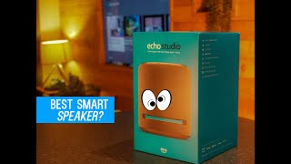 The Best Amazon Speaker Ever Made!! | Amazon Echo Studio Review - but there is one problem..