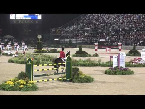 WEG 2010 Jumping Finals – Hickstead Best Horse
