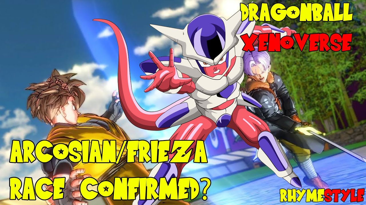 Dragon Ball Xenoverse Created Characters Dragon Ball Xenoverse Frieza
