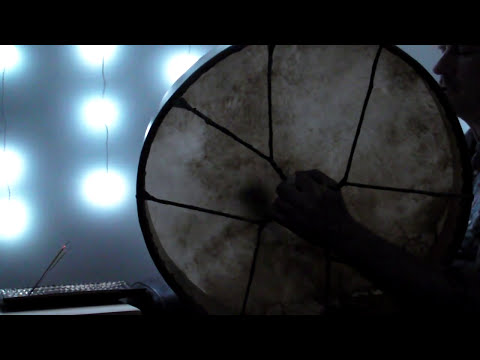 HYPNOTIC SHAMANIC MEDITATION DRUMMING &CHANT