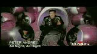 Peter Andre - All Night, All Right (1998)