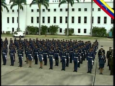 Sepelio del Comandante Chávez parte 5: Salida de la Academia Militar hacia el 23 de Enero