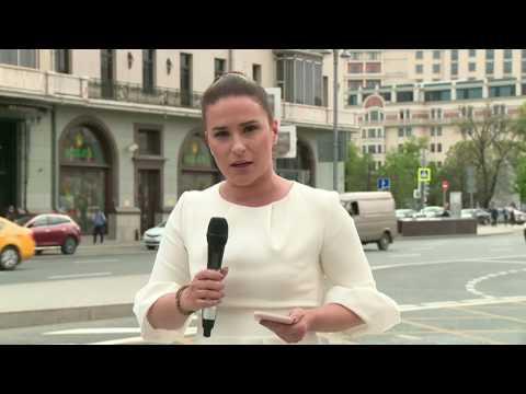 Прва средба Иванов - Путин во Москва