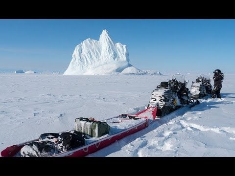 Exploring Greenland: frontiers of climate change