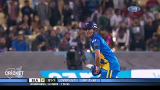 Sachin Tendulkar 56 runs off 27 balls vs Warne's Warriors 15th November Sunday 2015 (HD)