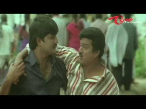 Ninne Premista Comedy Scene | Villagers Funny Punishment To Rajendra Prasad