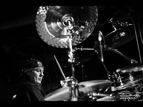 Mike Mangini Drum Kit - Zildjian Day Rome