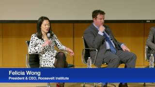 The First 100 Days: The Fragile Social Safety Net – Moderated by Felicia Wong