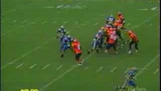 Tajh Boyd junior film