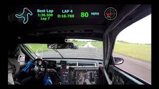 March 2019 - Harris Hill Raceway - Champ Car - Mike Garcia