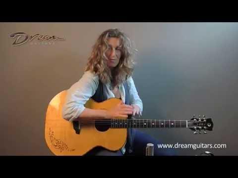 Dream Guitars Mini-Lesson with Vicki Genfan Pt2
