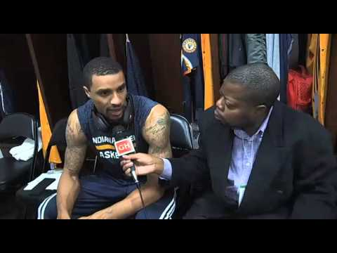 George Hill discusses return from injury, Paul George, Lance Stephenson