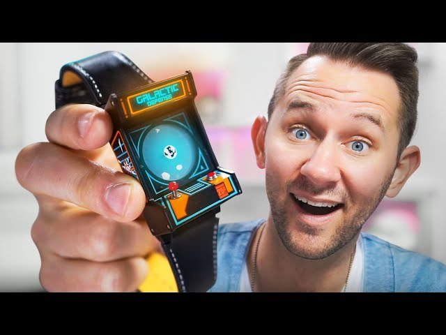 ARCADE Game On Your Watch?  10 Strange Amazon Products