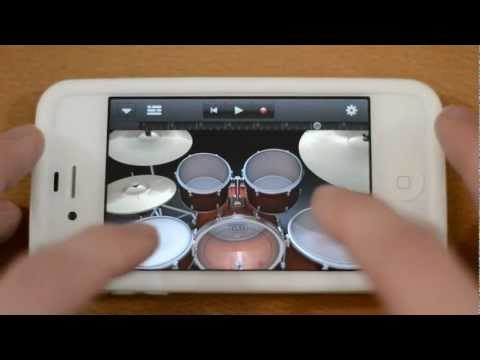 GarageBand for iPhone and iPod touch