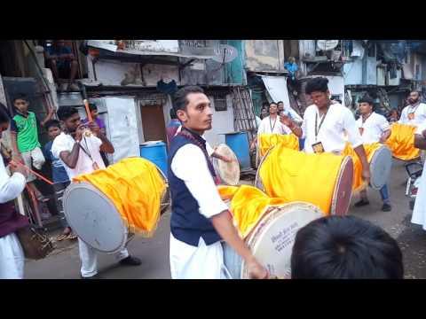Mahakal dhol tasha pathak 2016
