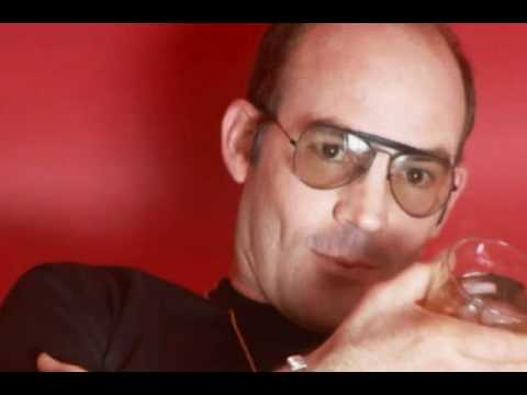 Hunter S. Thompson, Drug Question, Drunk And Loud, UC 1977