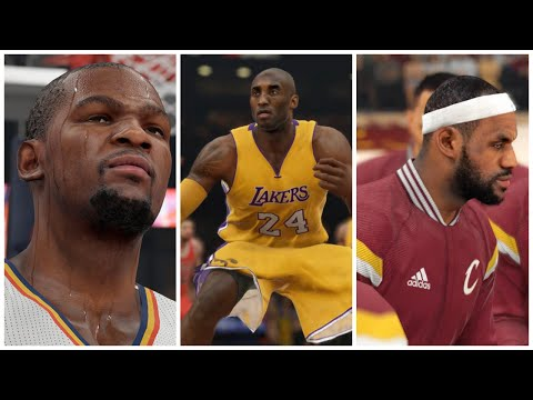 NBA 2K15 - My Thoughts: Kobe Bryant 89 Overall & LeBron James 98 Overall In Game!