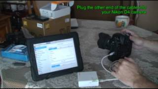 A great budget wireless solution for your Nikon D4