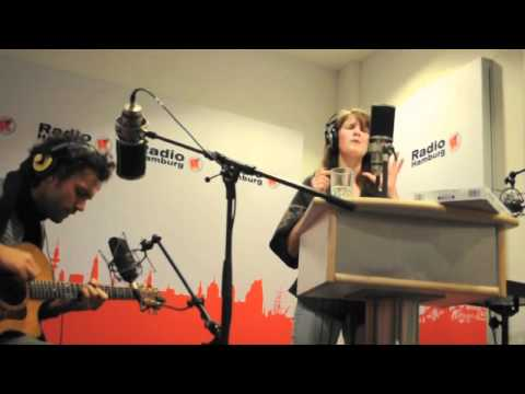 Frida Amundsen - Be Mine (Live bei Radio Hamburg)