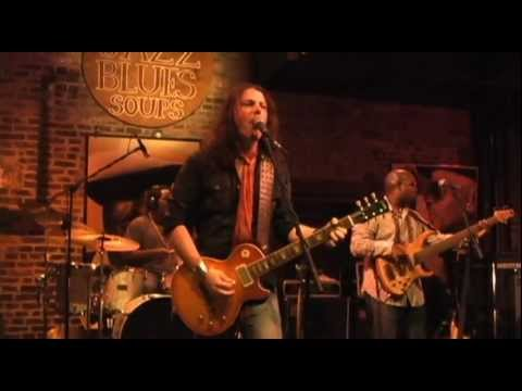 "Anthony Gomes Band ""Fly Away (Bluebird)"" 12-18-2011 St. Louis, MO"