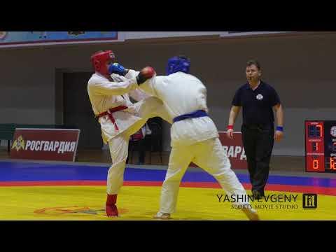 финал 2018 / ГЕННАДИЙ ЗУЕВ vs МУРАД МУСАЕВ / Рукопашный бой