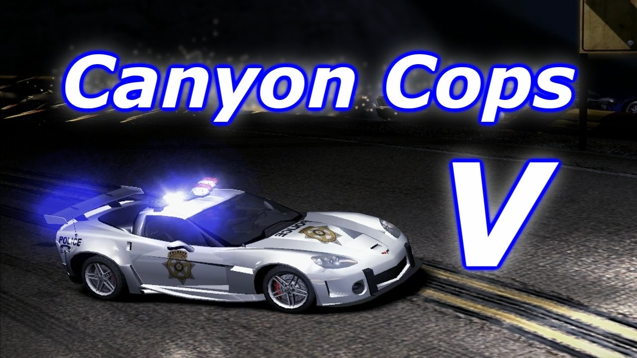 need for speed carbon canyon cops 5 youtube. Black Bedroom Furniture Sets. Home Design Ideas
