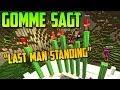 LAST MAN STANDING - Minecraft GOMME SAGT - Spielmodus in Minecraft l GommeHD