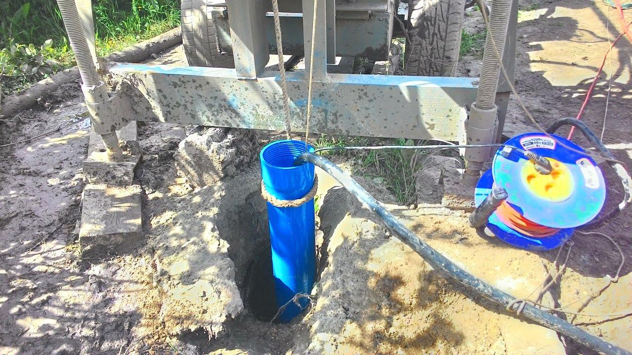 Скважина на воду своими руками - Бурение скважин на воду 17