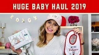 HUGE BABY HAUL! CLOTHING, TECH & MORE 2019