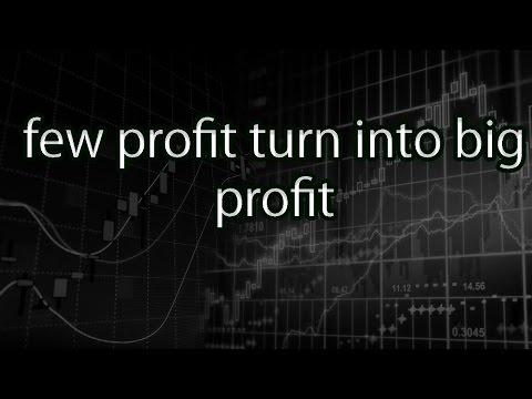 few profit turn into big profit