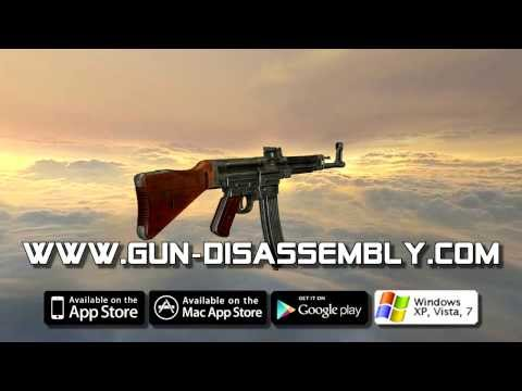 StG. 44/MP 44 (full disassembly and operation)