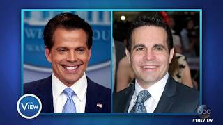 Anthony Atamanuik, Mario Cantone On Playing Donald Trump and Anthony Scaramucci | The View