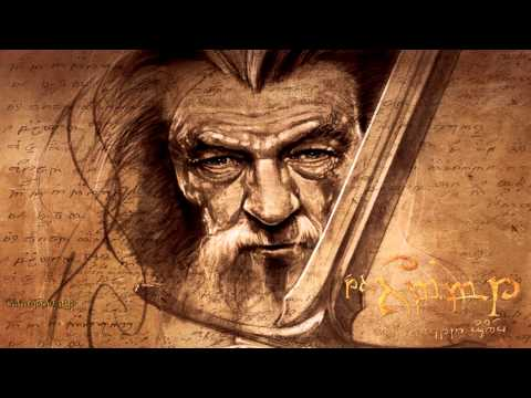 Neil Finn - Song of the Lonely Mountain + lyrics (The Hobbit...