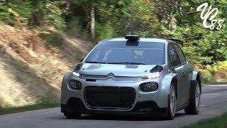 Download Lagu WRC RallyRACC 2018 | Test Ole Christian Veiby & Simone Tempestini | Citroën C3 R5 | #WRCRallyRACC Gratis STAFABAND