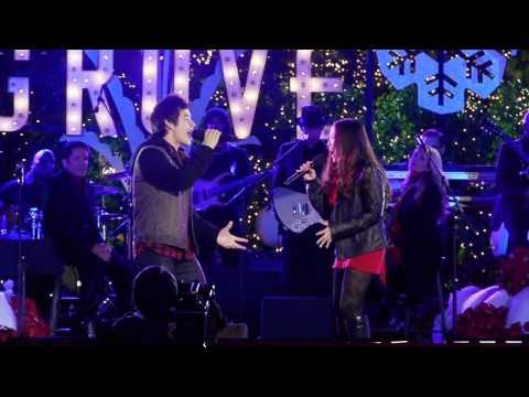 GLEE: Sunshine Corazon aka Charice singing  'Jingle Bell Rock'