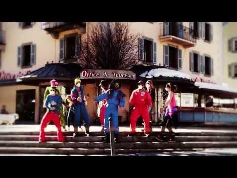 Bienvenue au Chamonix / Welcome to Chamonix!  Pollution Rap