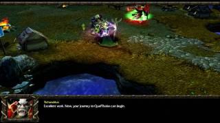 Warcraft III Cutscenes Undead 1-4 HD