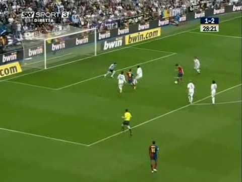Real Madrid - FCB amb RAC1 2009
