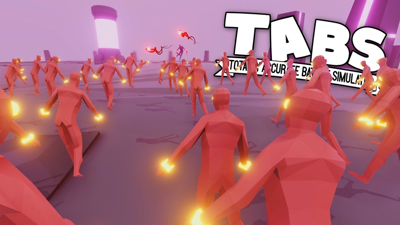 totally accurate battle simulator update neon