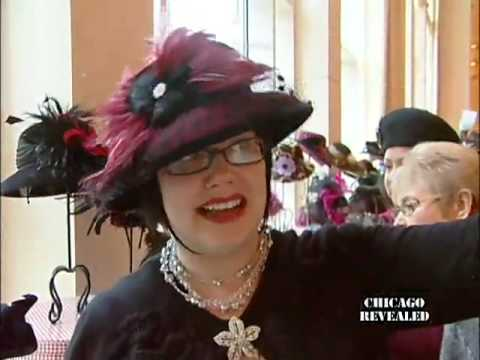 Chicago Millinery Alliance: Chicago Revealed Episode 8